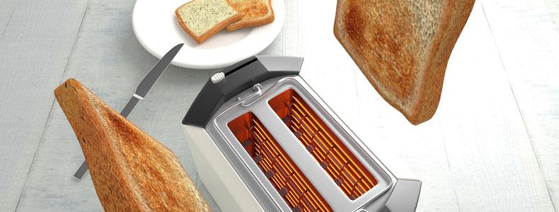 Comment réparer une résistance de grille-pain ?